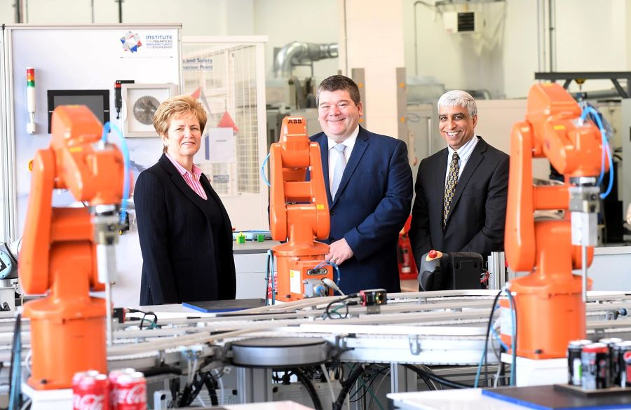 AME student training facility gets £5m funding boost