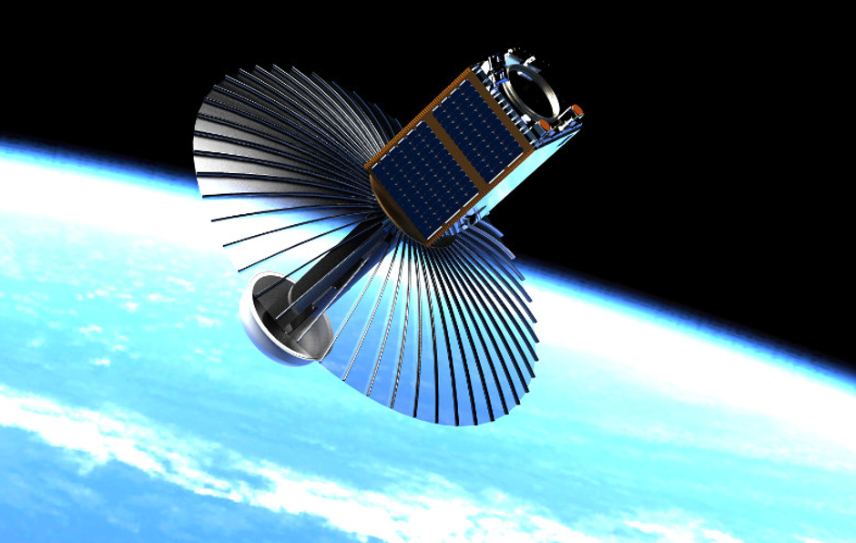 Small satellite project aims for next-generation SAR services
