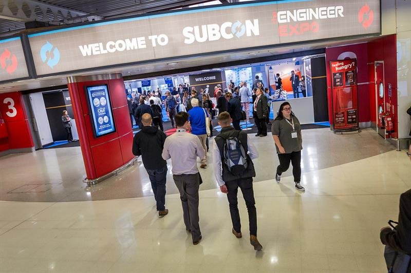 Subcon announces Launchpad finalists
