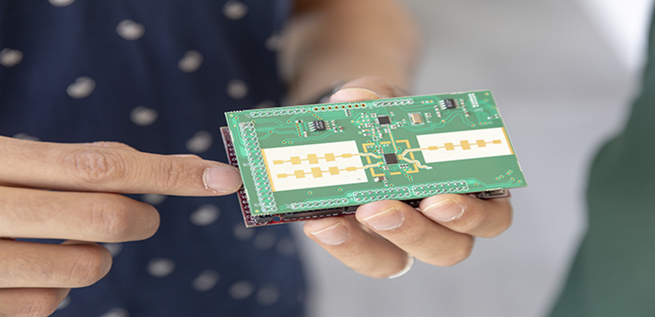 Low-cost radar could help visually impaired avoid obstacles