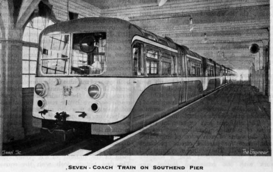 April 1949: a peerless landmark | The Engineer The Engineer