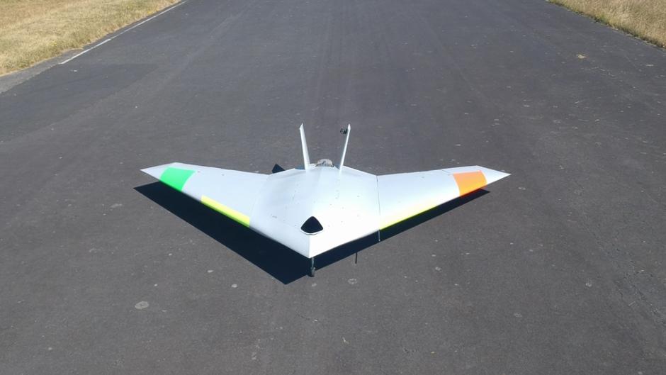Blown air trials herald flap-free flight