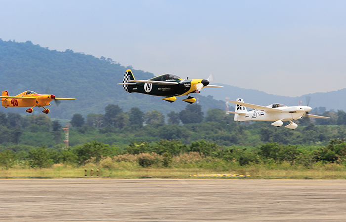 Air Race E: Electric air racing looking to take flight | The