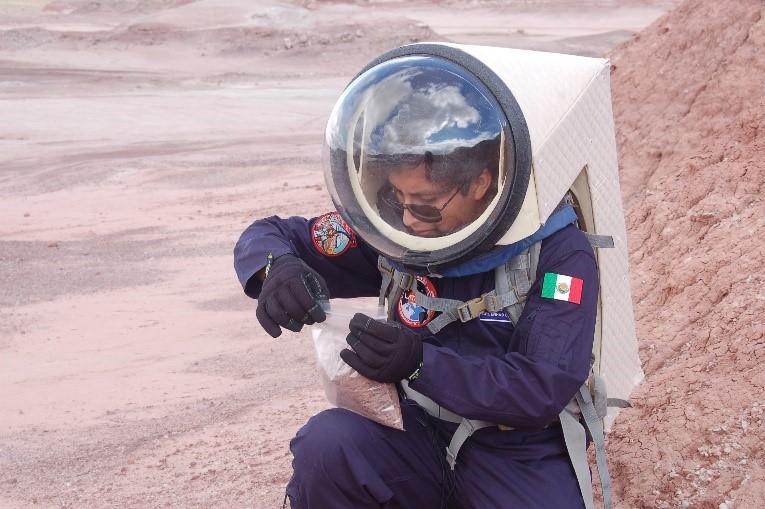 Life on Mars: Meet the crew – Part 1