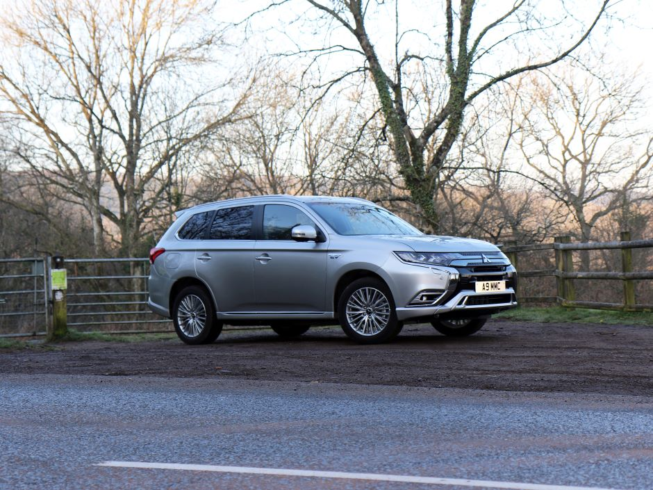 The Engineer drives: Mitsubishi Outlander PHEV