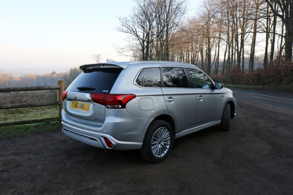 The Engineer drives: Mitsubishi Outlander PHEV | The Engineer The