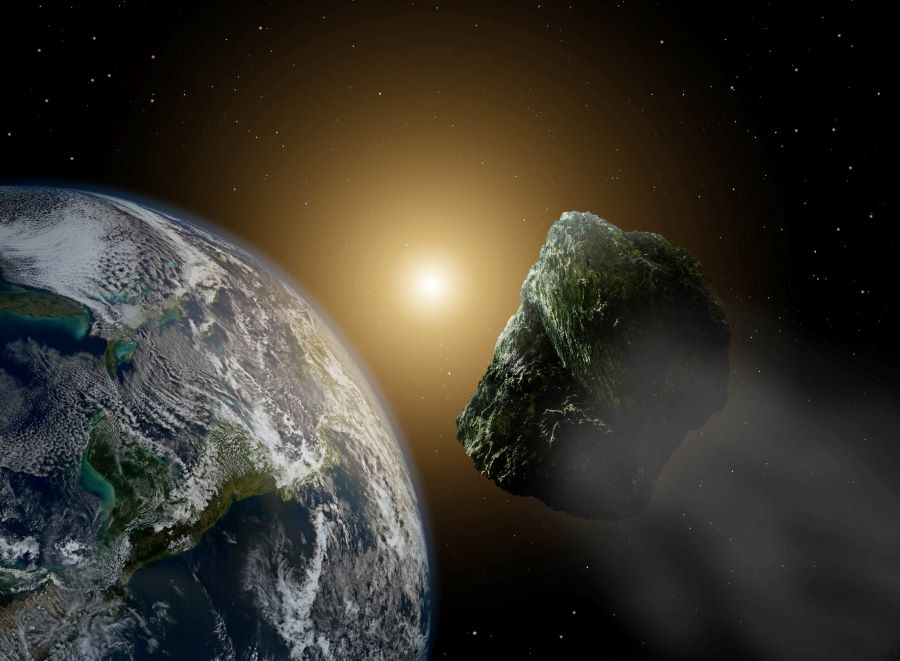 Asteroid mining edges closer with solvent extraction
