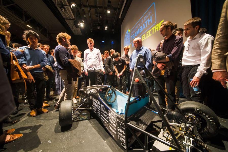 Bath targets all three categories at Formula Student
