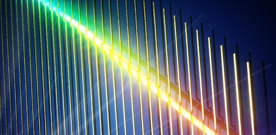 Single nanowire shrinks spectrometer