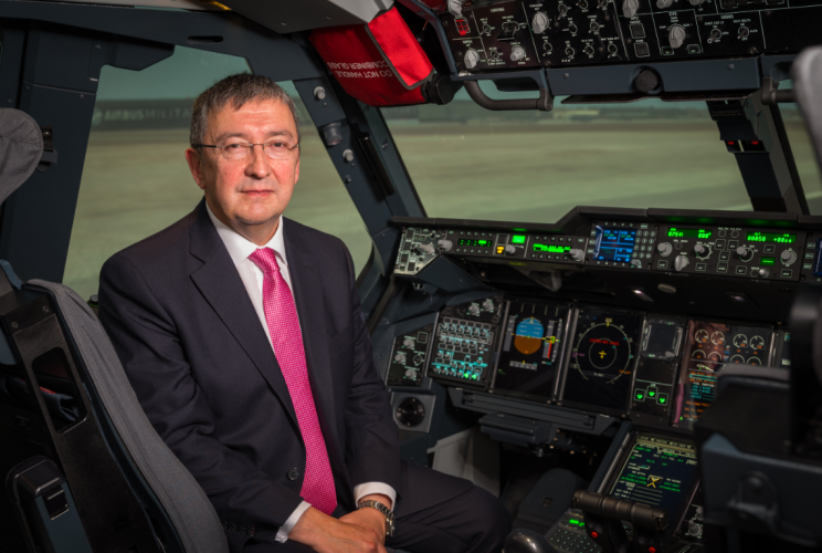 Interview: Thales UK chief Victor Chavez