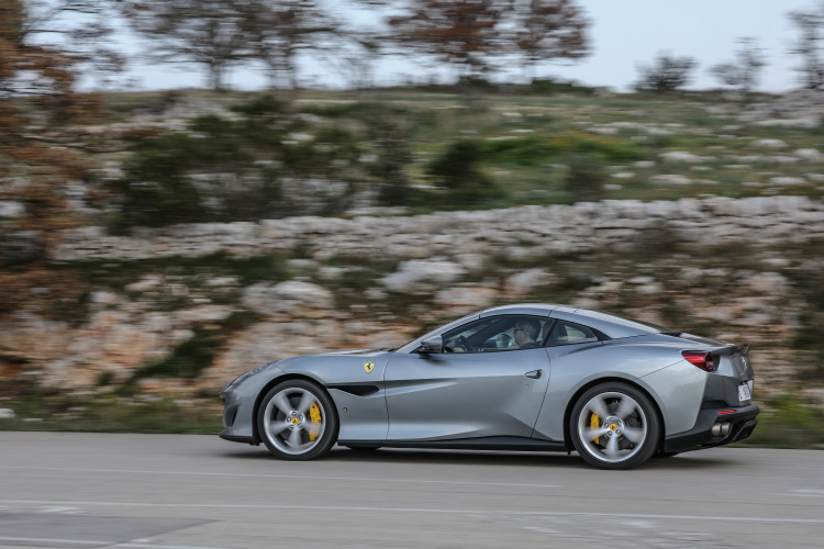 Everyday Supercar: The Engineer drives the Ferrari Portofino