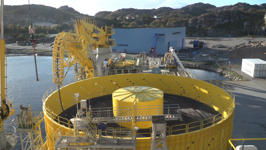 Power sharing: building the world's longest subsea electricity interconnector