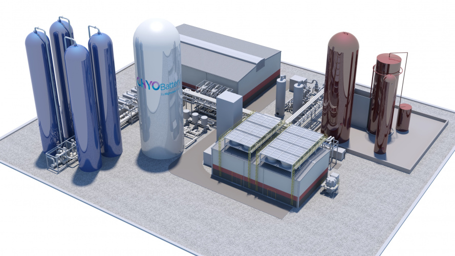 Highview Power to build Europe's largest energy storage plant