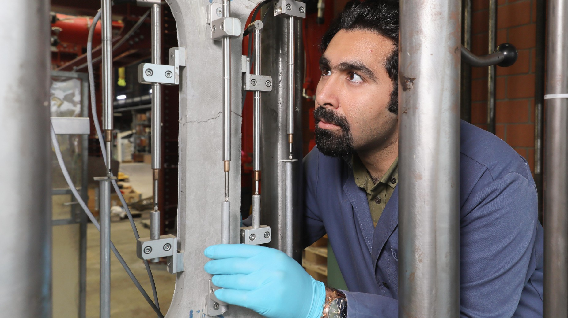 Swiss team develops more sustainable reinforced concrete