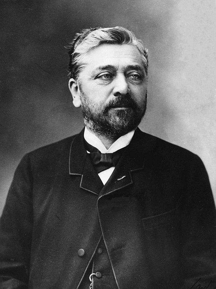 Late, Great Engineers: Gustave Eiffel