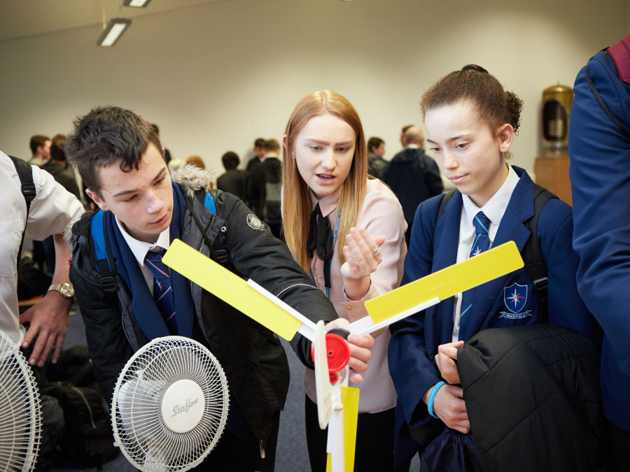 Energy skills event targets students across East Anglia
