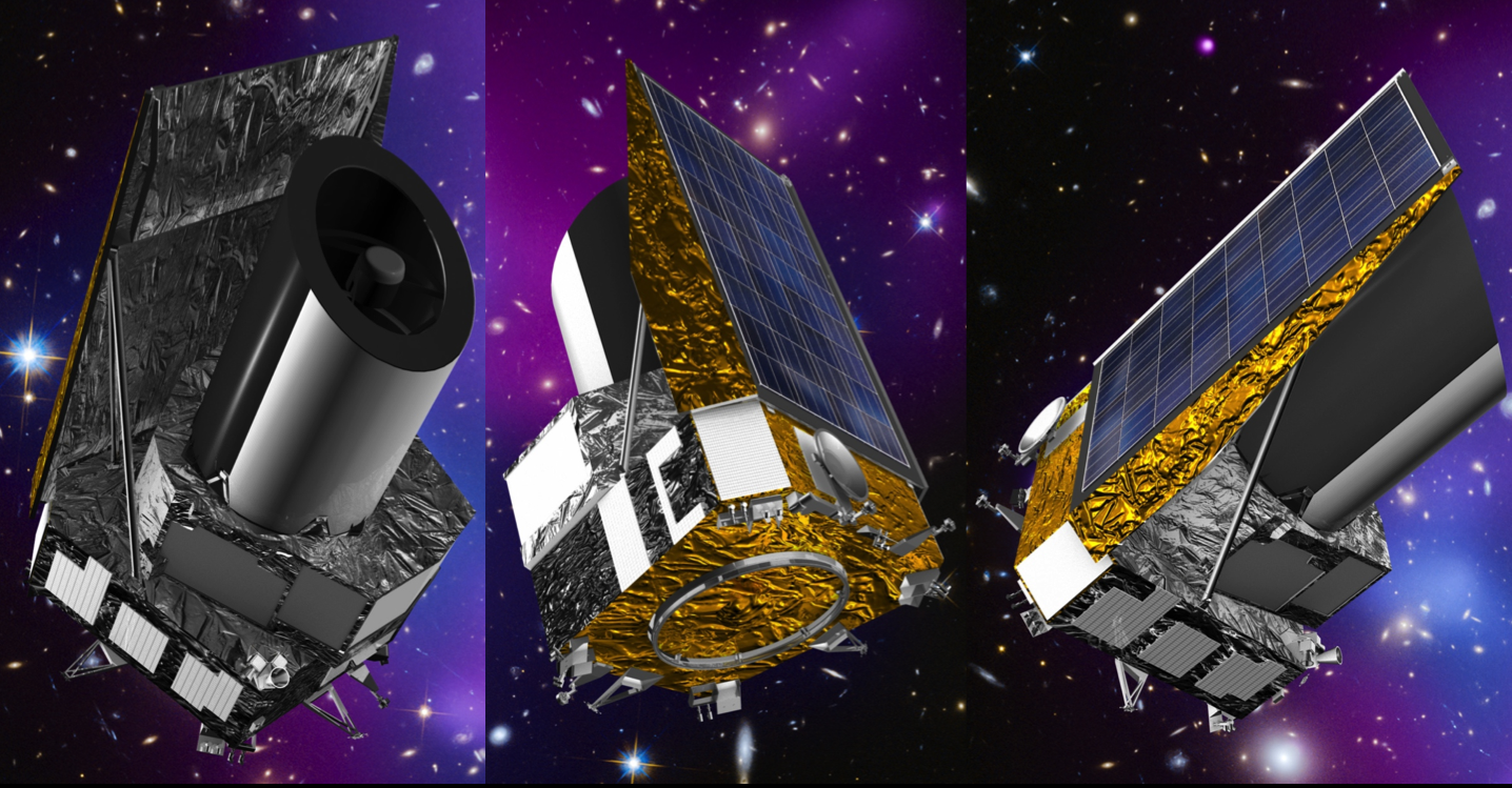 Airbus reports progress on Euclid space telescope