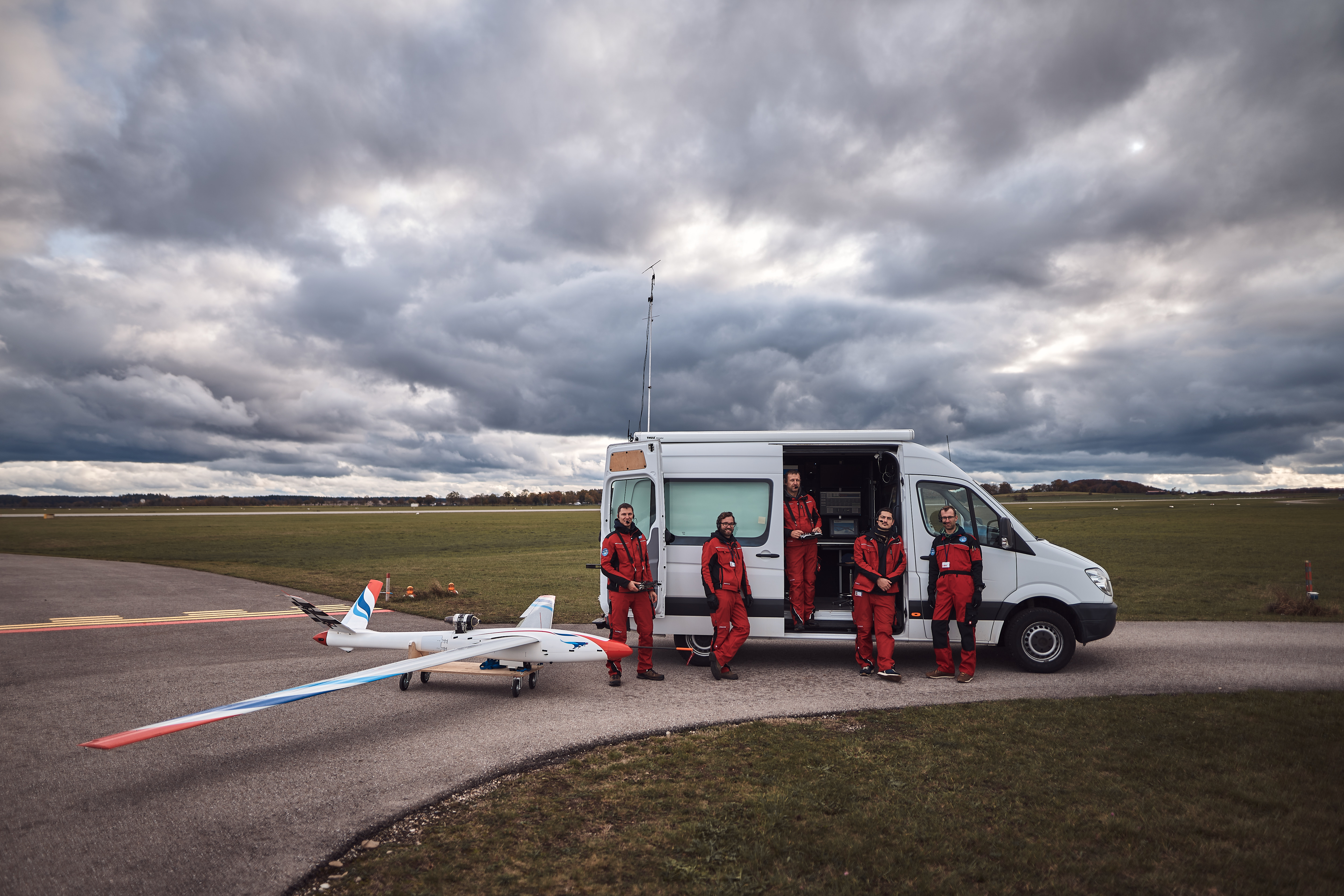 German team begins tests of aeroelastic wing technology