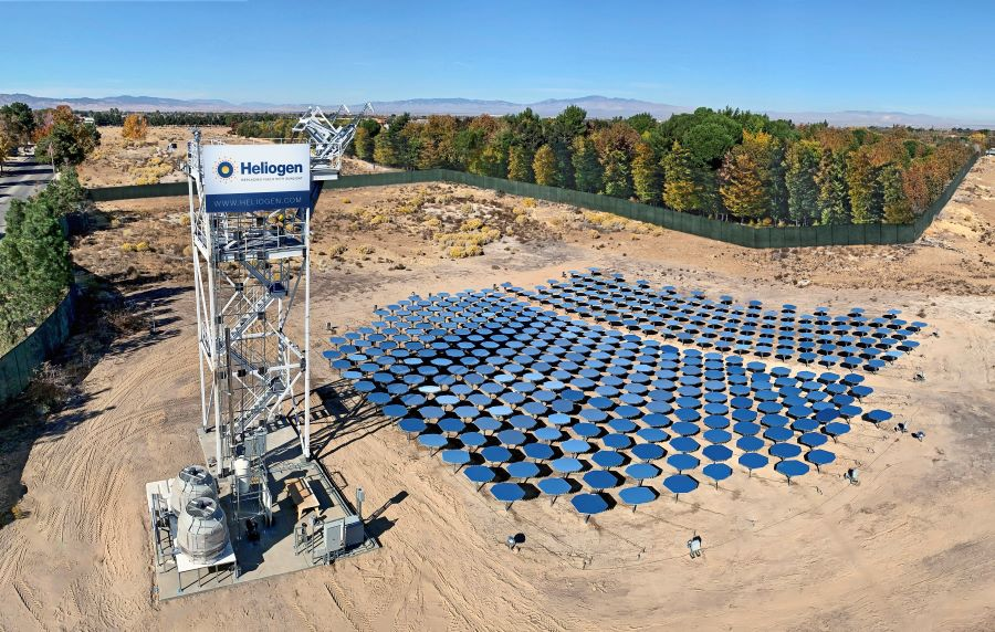 Bill Gates-backed Heliogen targets 1,500°C solar thermal