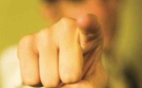 finger point 150
