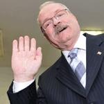 President Ivan Gasparovic