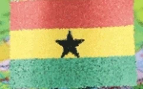africa flag 150