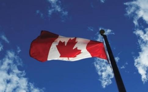 canada flag 317