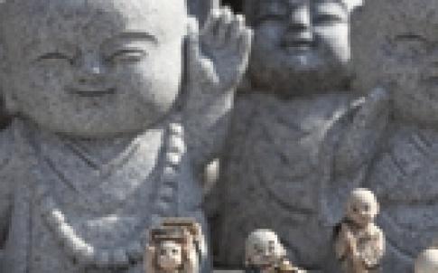 South Korea Buddha 150