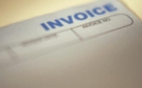 invoice bill 150