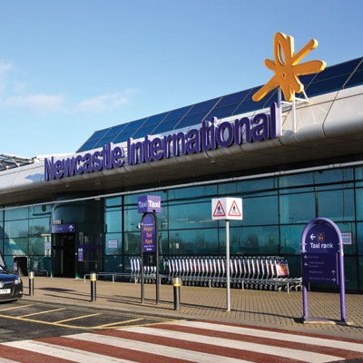 Newcastle Airport 2