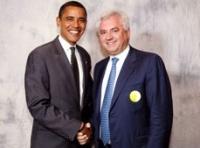 President Obama, Nigel Knowles