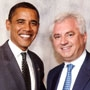 President Obama, Nigel Knowles