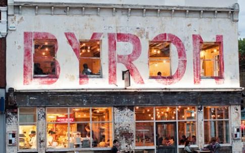 Byron burgers