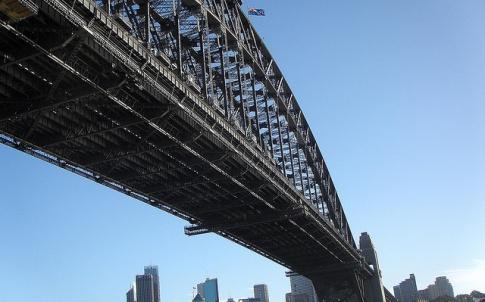 sydney harbour bridge australia