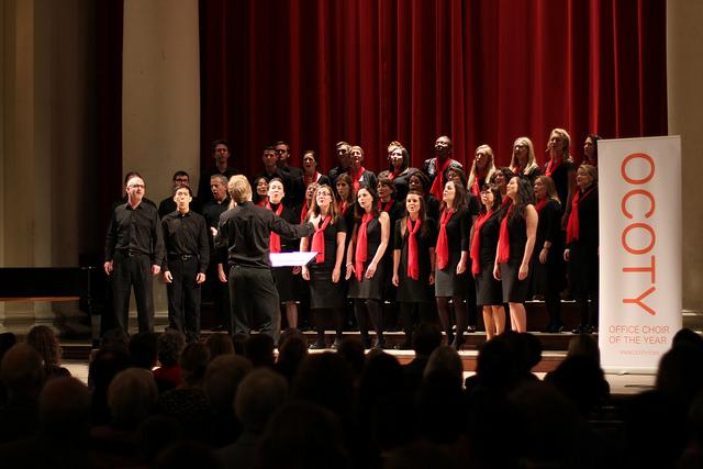 Norton Rose Choir