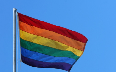 LGBT LGB flag rainbow gay diversity