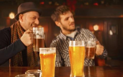 Beer drinkers