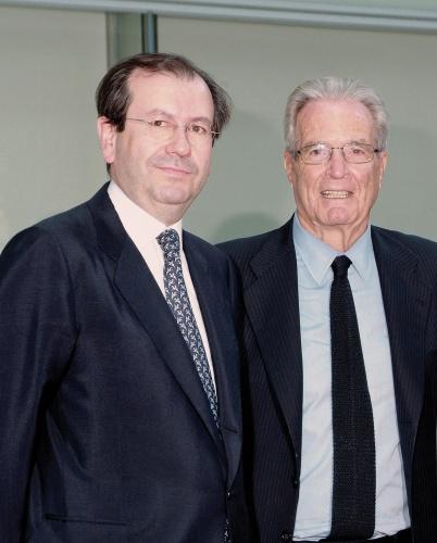 Fernando Vives and Antonio Garrigues
