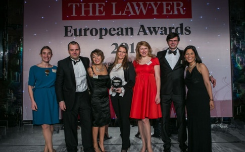 Last year's European Law Firm of the Year, Egorov Puginsky Afanasiev & Partners