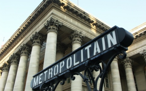 paris metropolitain france