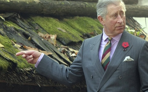 HRH Prince Charles royal