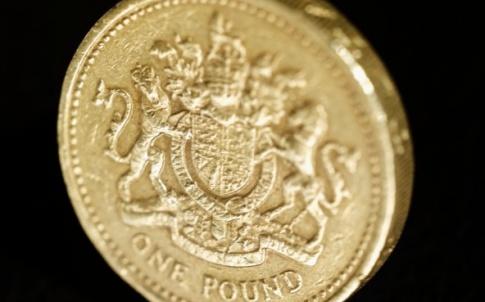 one pound £1