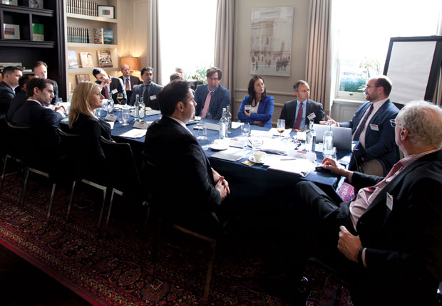 The lawyer roundtable how innovation can make firms for Innovation consulting firms chicago