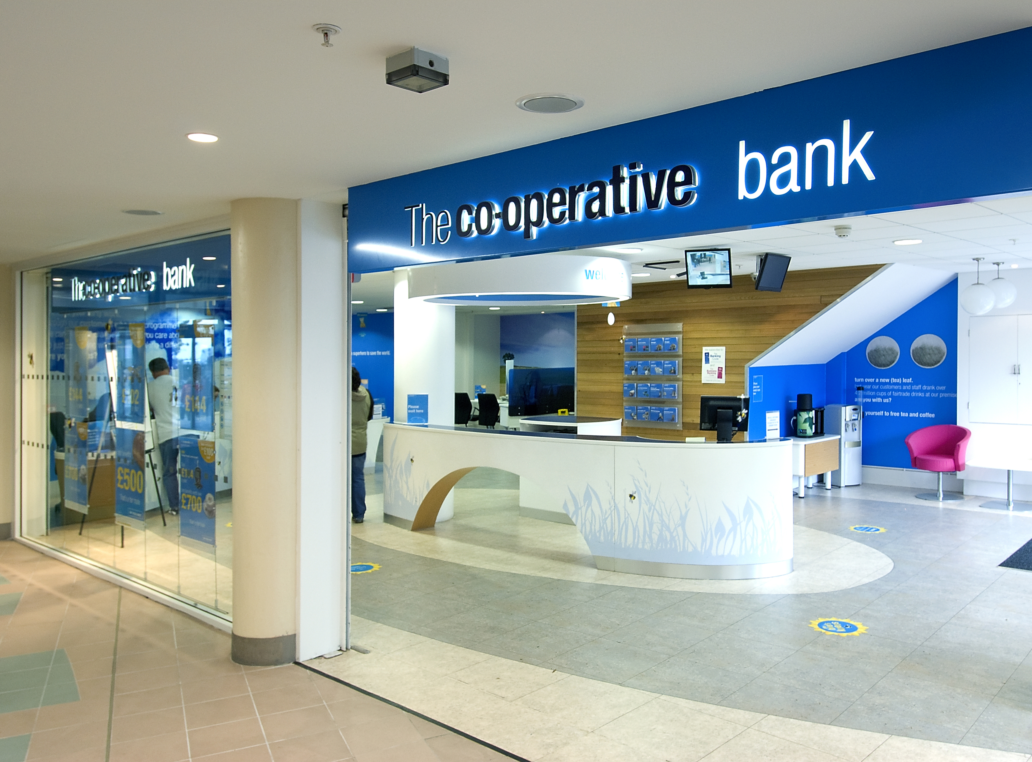 Co operative bank launches 11 firm inaugural panel the for Carter wells interior design agency