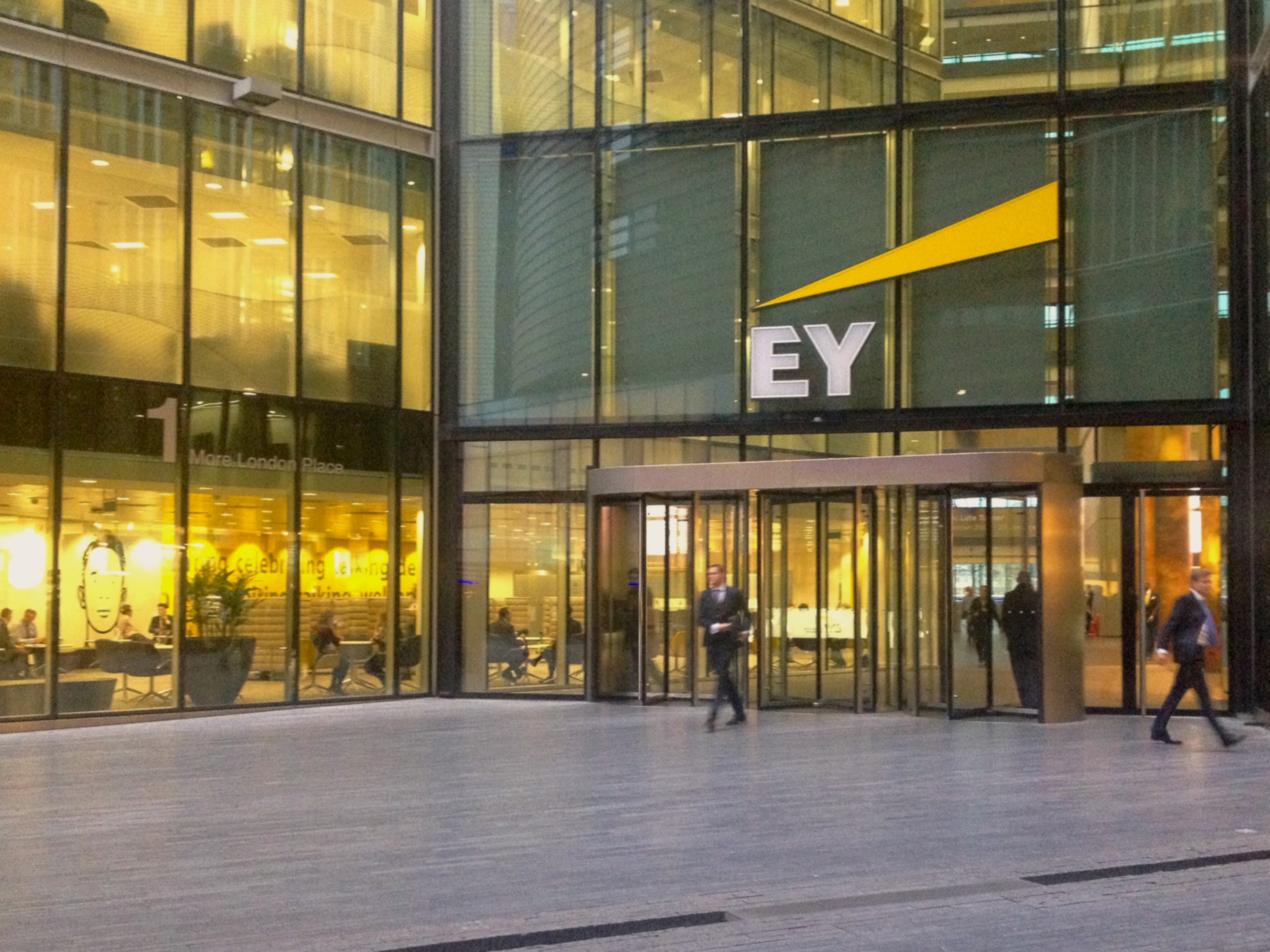 EY chief demands US-style audit laws for company bosses