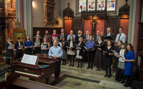 Freshfields choir