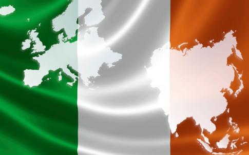 flag Ireland