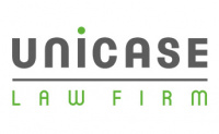 Unicase law firm logo