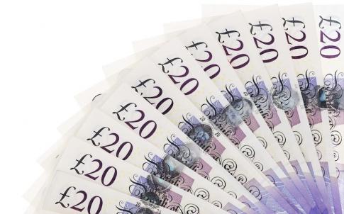 money 20 notes
