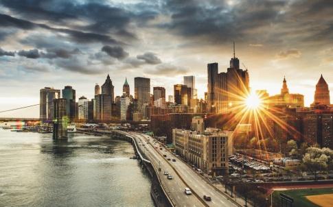 new york stormclouds